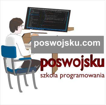 Nauka Programowania poswojsku.info.pl kursy on-line